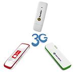 3G модемы Билайн, МТС, Мегафон